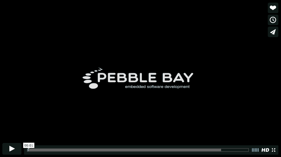 Video production for Pebble Bay